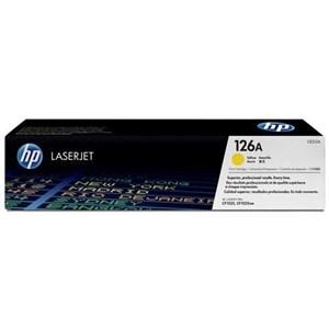 Toner HP 126A [CE312A] Compatible